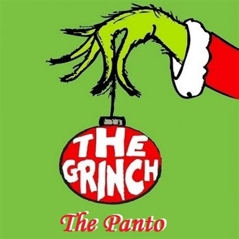 what is the grinch s s name the grinch the panto
