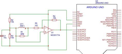 current transformer burden resistor circuit ct1 exle bitsbox electronic components