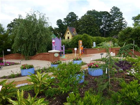 My Big Backyard The Children S Garden At Memphis Botanic