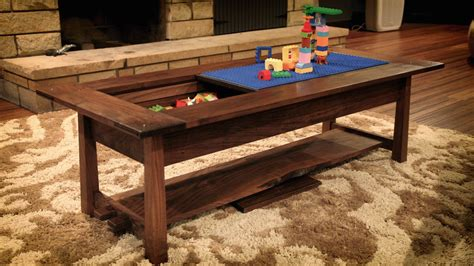 Lego Coffee Table by Duplo Lego Coffee Table The Wood Whisperer