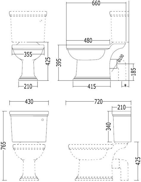 bidet abmessungen 187 toilette standmontage 171 replicata mit