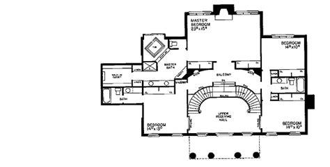 georgian mansion floor plans luxurious georgian house plan 81091w 2nd floor master