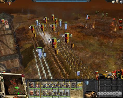 Warhammer Mark Of Chaos Review Gamespot
