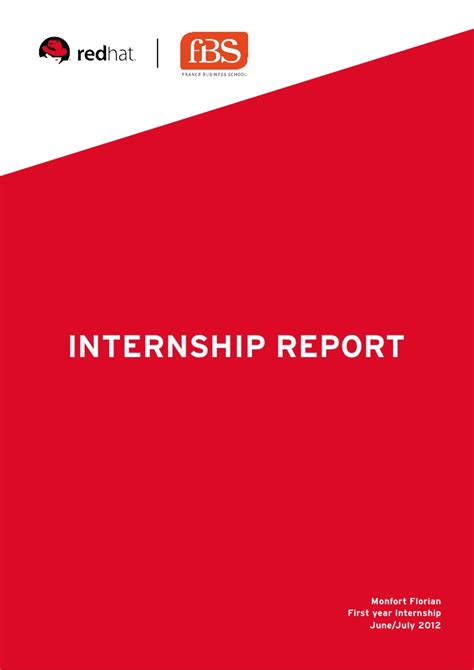 Hat Mba Internship by Hat Internship Report