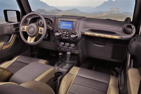 jeep wrangler interni jeep wrangler unlimited interni galleria di automobili