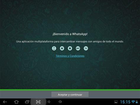 tutorial whatsapp web tablet whatsapp la gu 237 a definitiva androidpit