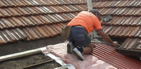 why you shouldn t do roof repairs on your own