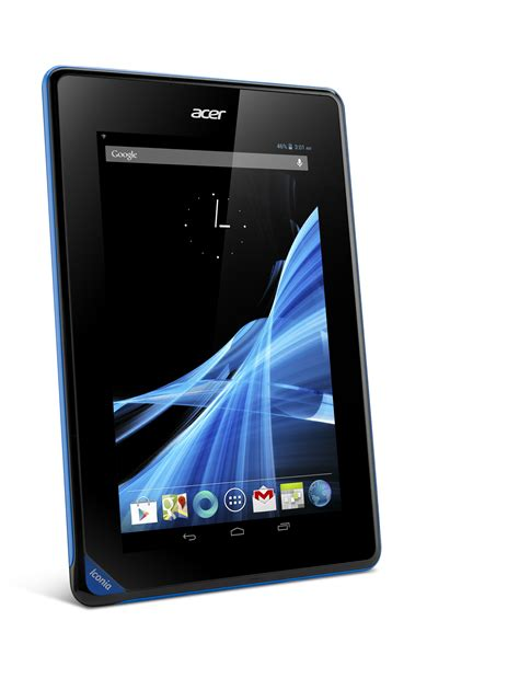 acer android tablet acer intros sub 150 iconia b1 tablet bonnie cha product news allthingsd