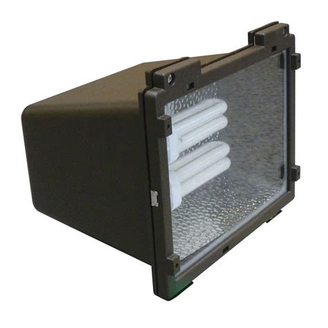 fluorescent flood lights outdoor lithonia lighting 2 light wall mount outdoor white flood