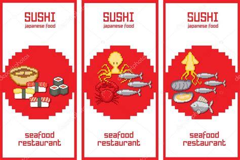 sushi restaurant banner design by dreadjim on deviantart banner concept for sushi restaurant old school computer