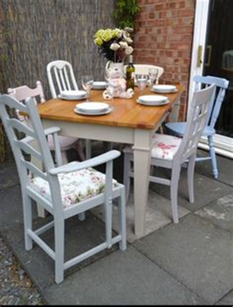 refurbished kitchen table and chairs 1000 images about refurbishing dining table on