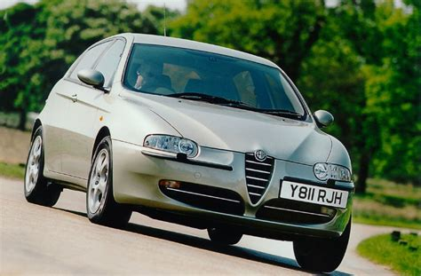 alfa romeo 147 hatchback review 2001 2009 parkers