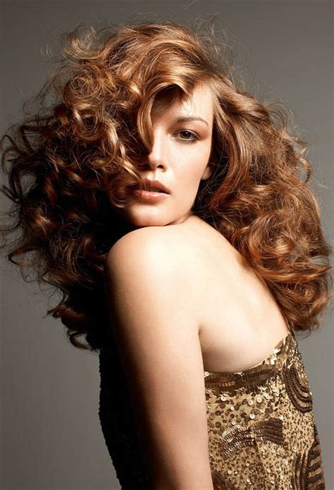 long wavy perm hairstyles wavy long perm hairstyle the latest trends in women s