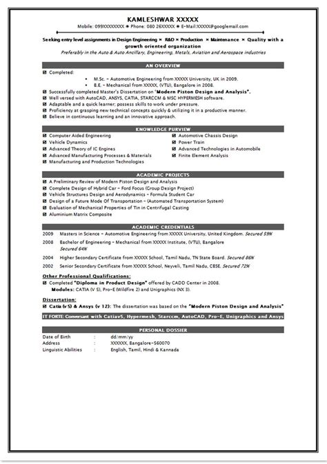 tips for creating a resume how to create an impressive resume
