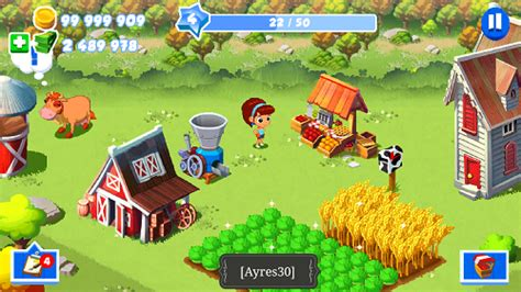 download game farm town mod apk green farm 3 v3 0 5 mod apk unlimited money