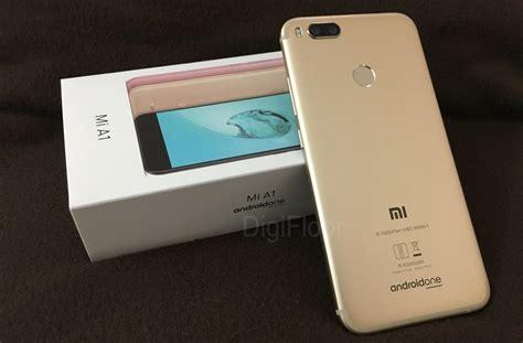 Xiaomi Mi A1 Smartphone meet xiaomi mi a1 android one smartphone price