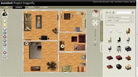 2d home design free 3d home design software from autodesk create