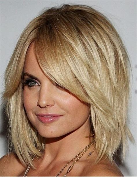 Black Hairstyles For Hair Oval Mid Length by Medium Length Curly Hairstyles Hairstyle 2013
