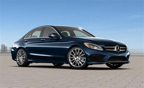 Luxury Home Interior Paint Colors by How We D Spec It 2015 Mercedes Benz C Class Sedan News