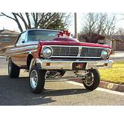 1965 Ford Falcon 2dr Hardtop GASSER Straight Axle For Sale