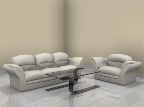 free sofa set free download blender sofa set 3d model completely done