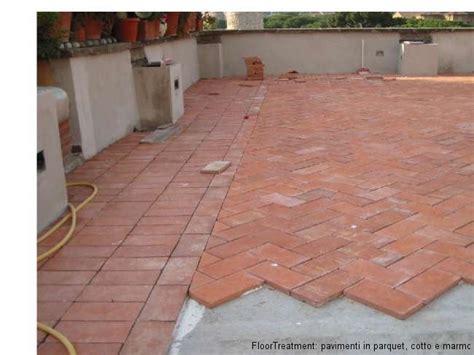 mattoni per terrazzo pavimenti in cotto la nostra guida pavimenti a roma