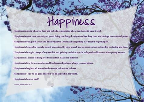 image gallery happiness acrostic poem