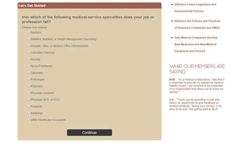 Medical Surveys For Money - can you really make money with the medical advisory board survey website
