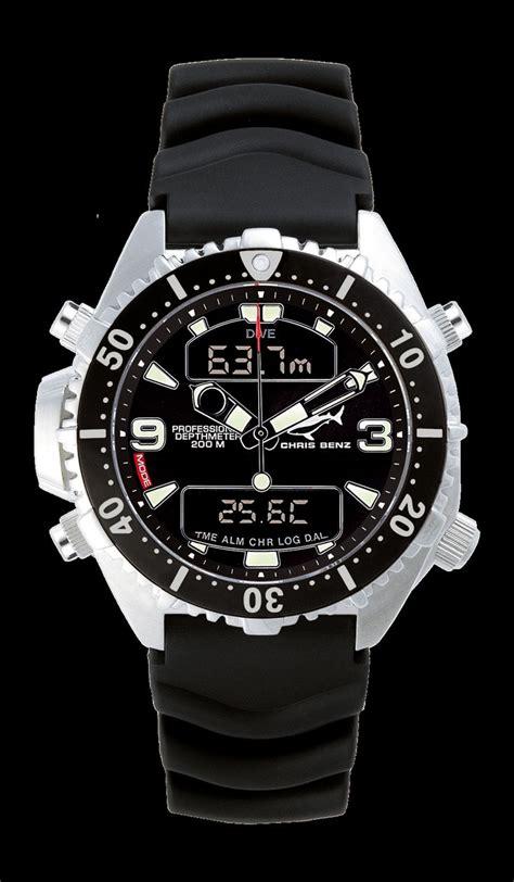 chris depthmeter digital with black and rubber