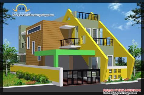 plan and elevation of houses house plan and elevation kerala home design and floor plans
