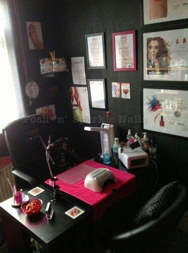 nail room idea home nail salon nail room nail salon decor