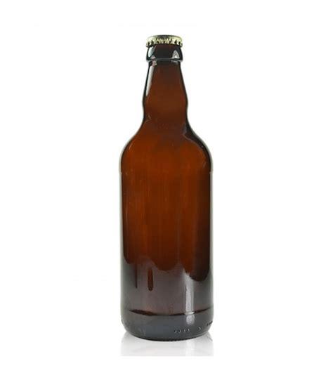 beer bottle wholesale 500ml amber glass beer bottle