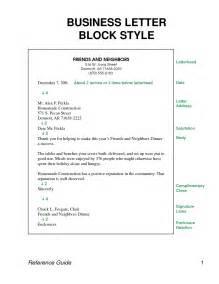 block format business letter crna cover letter