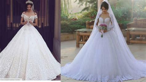 imagenes de vestidos de novia los mas lindos los vestidos de novia mas hermosos del mundo youtube