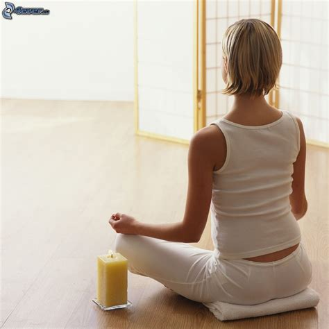 meditazione candela meditazione