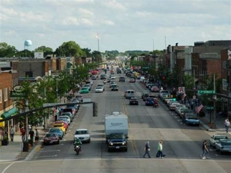 best small towns in america to visit this iowa town is among the best small towns in america