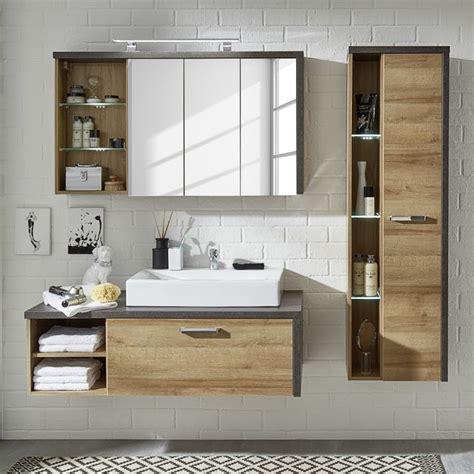 badezimmer set a vero waschtischunterschrank mit waschbecken
