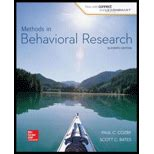 Methods In Behavioral Research 12e 2015 Paul Cozby Bates methods in behavioral research 12th edition 9780077861896