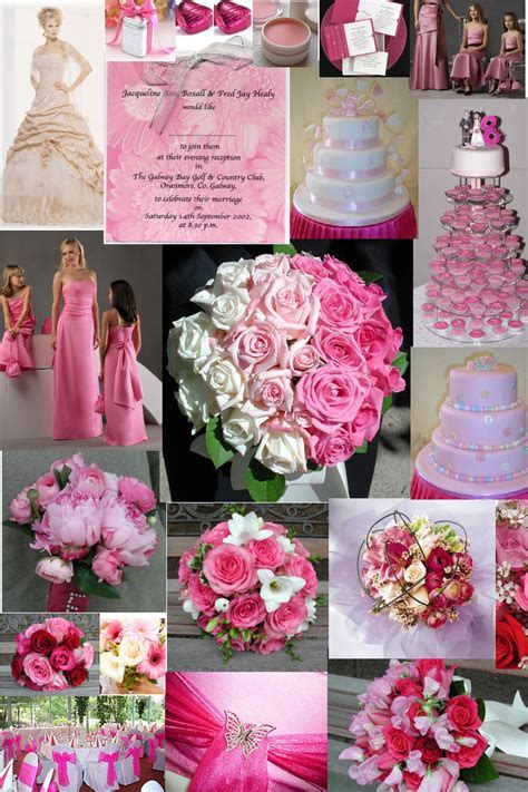 Our Moments Together   U and Me: Pink Wedding Theme