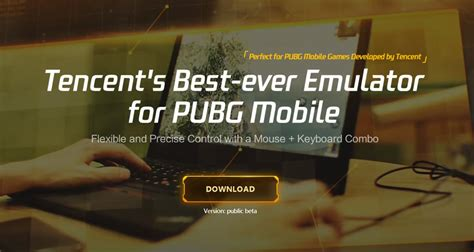 pubg emulator pubg mobile emulator on pc officially released
