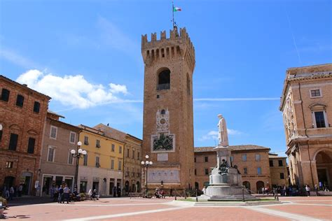 foto di porto recanati franceschini inaugura la torre borgo recanati 232 gi 224