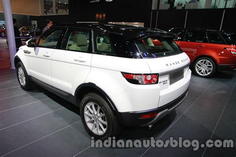 land rover india 2014 range rover evoque priced at 55 2 lakhs in india