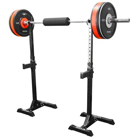 Valor Squat Rack by Valor Fitness Bd 3 Squat Stands