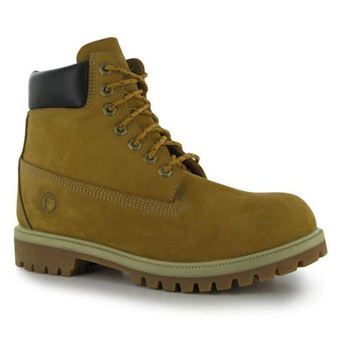 Sepatu Outdoor Firetrap Boot Brown firetrap firetrap 6in mens boots mens boots
