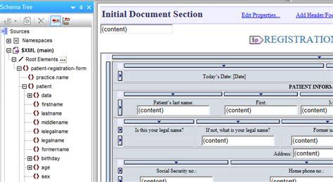 design xml form how to create fillable pdf forms altova blog
