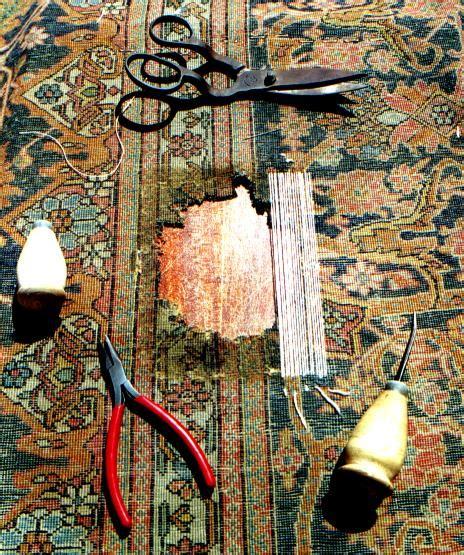 tarme dei tappeti tappeti restauro