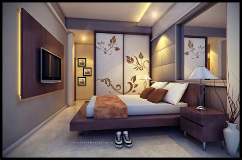Interior Design For Bedroom Walls Bedroom Walls That Pack A Punch