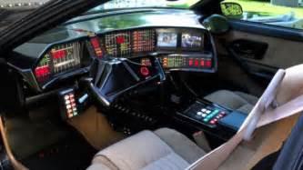 Kitt Steering Wheel For Sale How Rider Predicted The Future Of Motoring