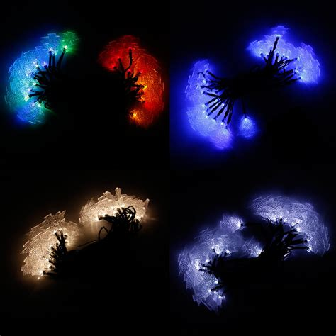 outdoor tree lights string led lights string outdoor lights solar string large