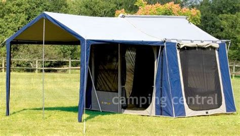 oztrail canvas cabin tent 10 x 8 available at a great
